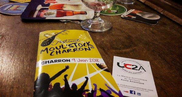 FESTIVAL MOUL'STOCK - Union des Clubs d'Entreprises d'Aunis Atlantique