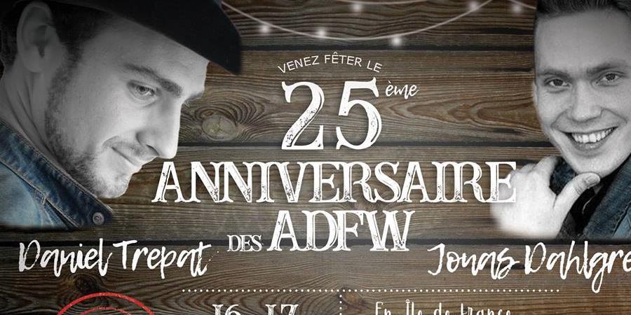 25 ans ADFW - Les Amis Du Far West