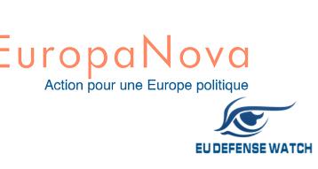 Conférence EuropaNova : Défense en Europe - EuropaNova