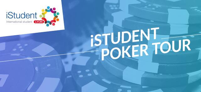 Pok'Erasmus - Tournoi de poker Erasmus - 25 Mars 2016 - International Student Lyon