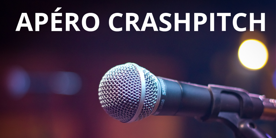 Apéro CrashPitch - Mardi 16 avril - Mouvement des Entrepreneurs Sociaux