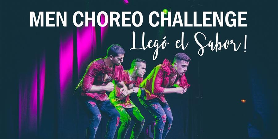MEN CHOREO CHALLENGE - DANCE IN SARTHE