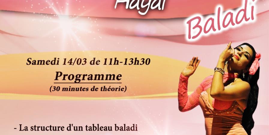 Stage de Danse  - Association princesse Hayal