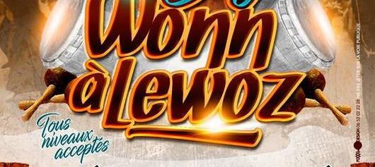 Stage wonn a lewoz KaManiok 2018 - KA MANIOK Gwoka