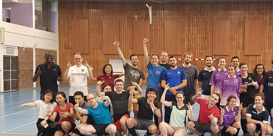 Le samedi du Foot Mixte - Les Sportif.ve.s