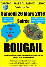Rougail 2016 Carnac Football Club - carnac football club