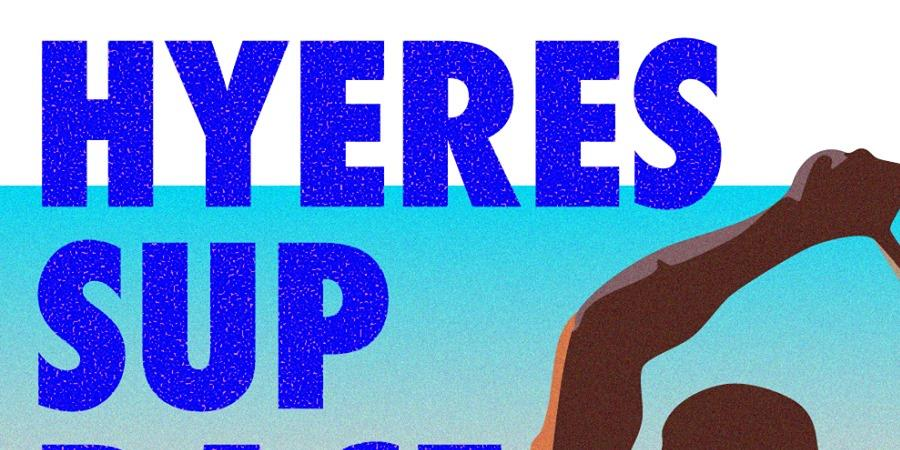 HYERES SUP RACE - HYERES-STAND-UP-PADDLE