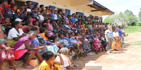 Diner de passation le 08 juin 2018 au profit de Madagascar - Rotary Club de Tournefeuille