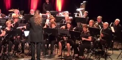Orchestre d'Harmonie de Brignais - Musiques d'Amériques - AMB Association Musicale de Brignais