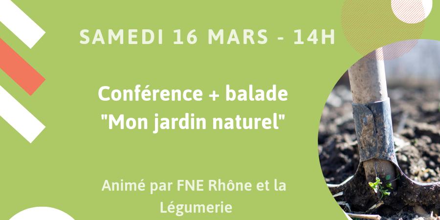 """""""Mon jardin naturel"""" @ Lyon - Maison de l'environnement"""
