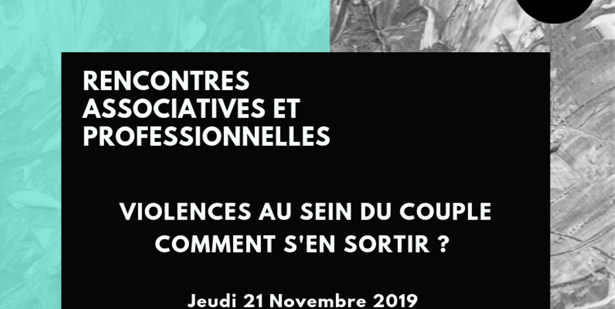 21 nov. - Violences au sein du couple - Comment s'en sortir ? - Compagnie TESTUDINES