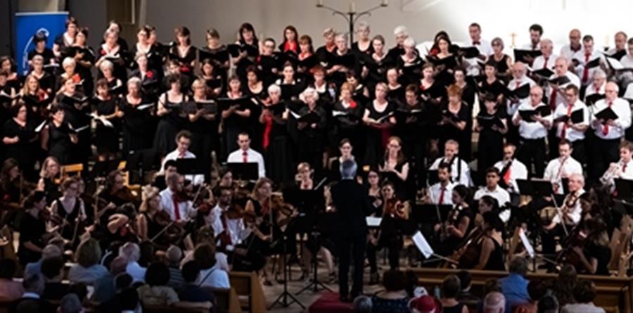 Psaumes de Mendelssohn - Schola de la Maîtrise de la Cathédrale d'Autun