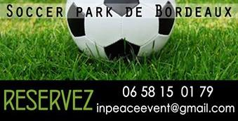 Tournoi In Peace Event de Soccer : 5éme édition - In Peace Event
