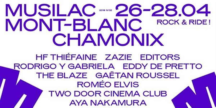 Musilac - CLUB ALPIN FRANCAIS CHAMONIX