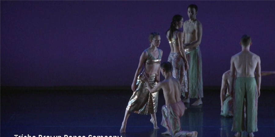 Trisha Brown Dance Company 28/03 CHAILLOT - APEC RAMEAU PARIS