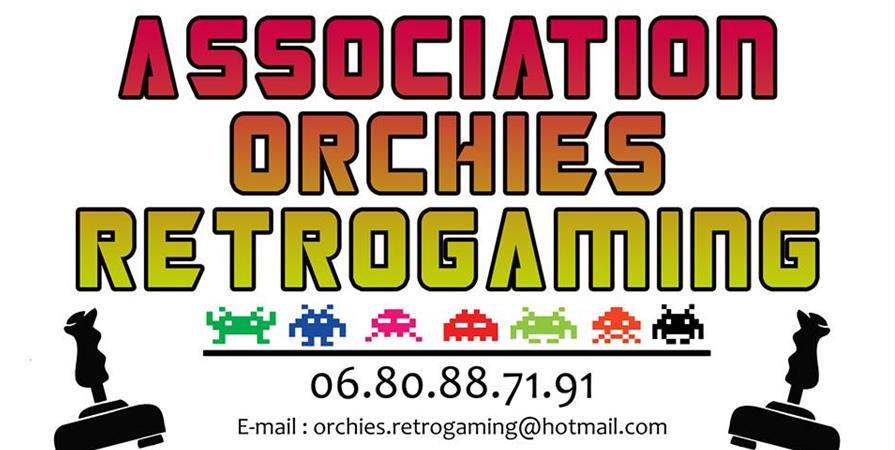 Halloween Geek Festival - Association Orchies RETROGAMING