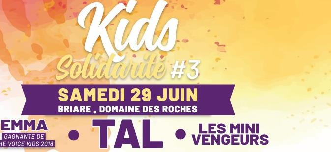 KIDS  SOLIDARITE 2019 - Association l'Atelier
