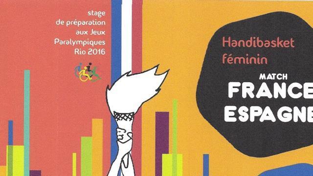 FRANCE / ESPAGNE  - LIONS CLUB DE WASQUEHAL