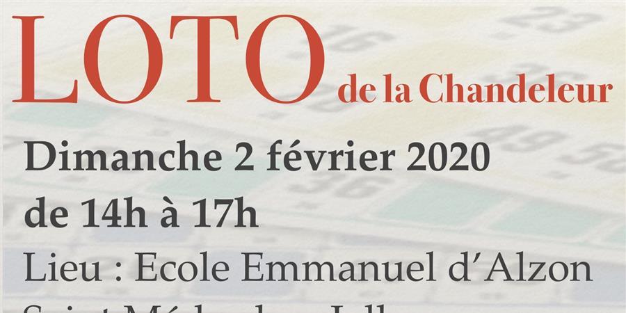Grand LOTO de la Chandeleur à St Médard en Jalles - APEL Emmanuel d'Alzon