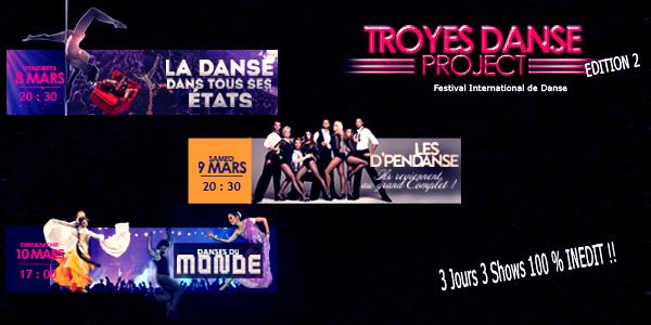Troyes Danse Project  2019 - Compagnie S.trella