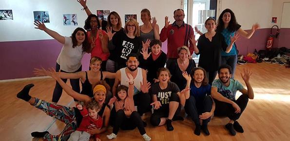 Ateliers danse LSF à Montpellier - la Voie Des Signes (VDS)