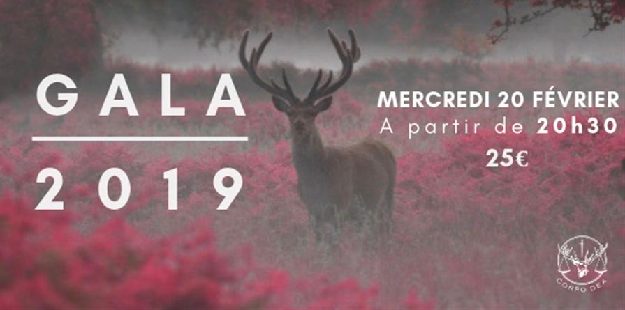 Gala Corpo DEA 2019 - CorpoDEA
