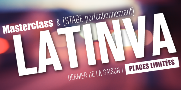 Latinva® : Masterclass et Perfectionnement / Magic Form Chaville - LATINVA FITNESS FRANCE