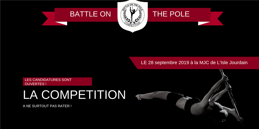 BATTLE ON THE POLE COMPÉTITION  - POLE FITNESS &DANCE 32