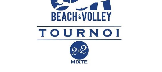 Tournoi 2x2 Mixte SOA BEACHVOLLEY95 - AS Saint Ouen L'aumone