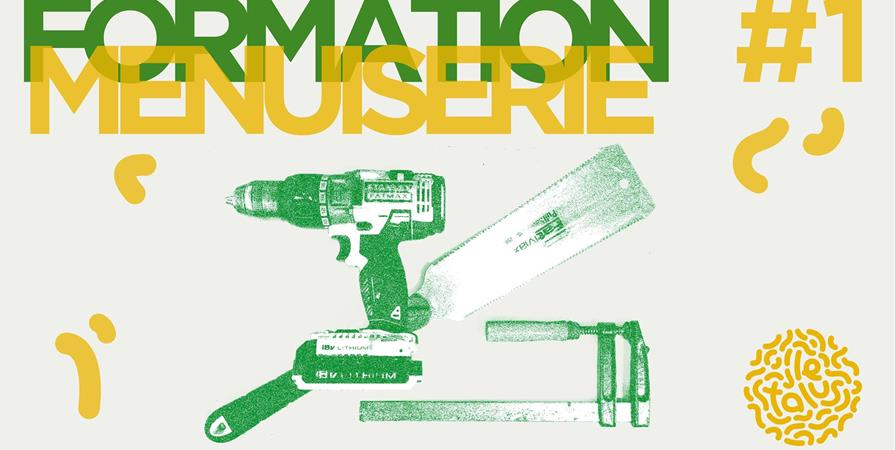 Formation Menuiserie - 18 Avril  - HEKO FARM