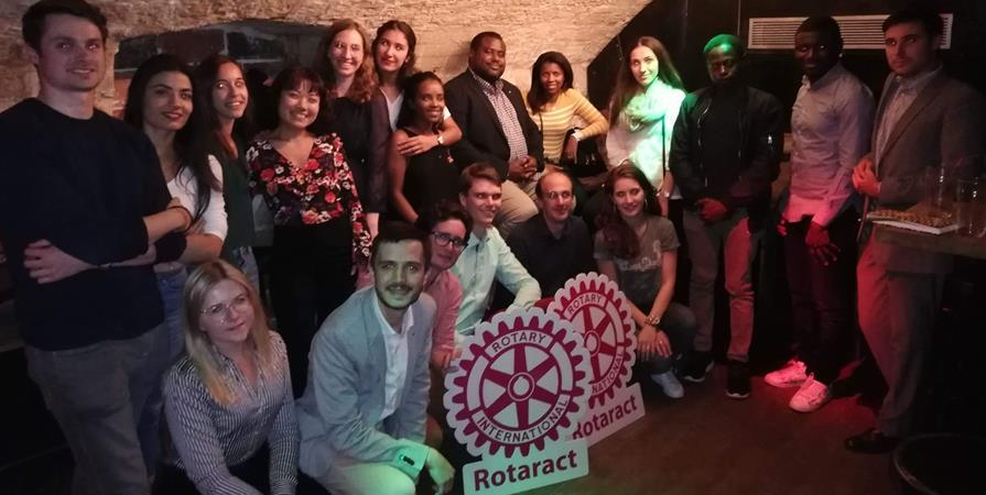 Cotisation Rotaract Paris 2019-2020 - Rotaract Club Paris Ouest