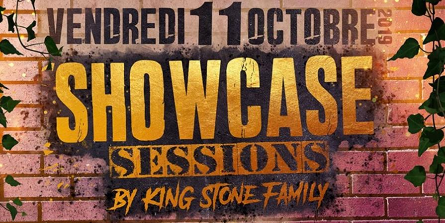 Rise Up Party #4 : Showcase sessions by Kingstone Family - MJC-CS