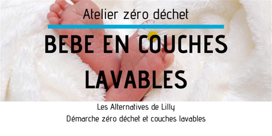 24/03 - La Réole / Solid'Avenir - Bébé en couches lavables - Les alternatives de Lilly