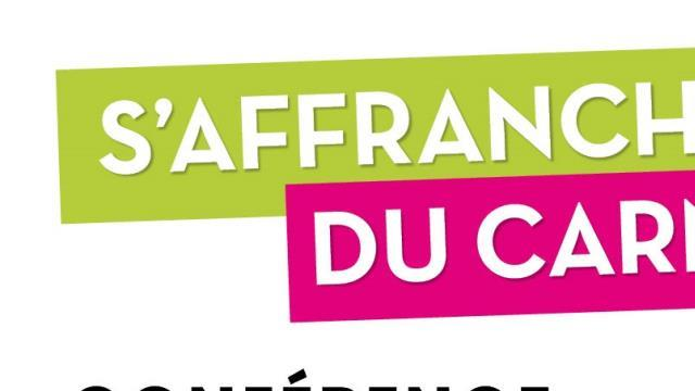 """S'affranchir du carnisme"". Conférence de Melanie Joy - Association Végétarienne de France"