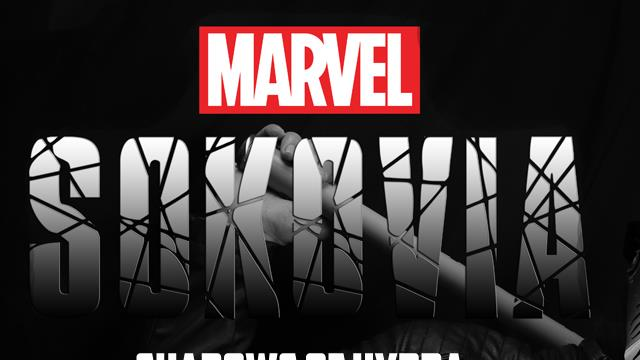 "GN Marvel Sokovia ""Shadow of Hydra"" - NC - Nouvelle Contrée"