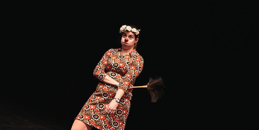 Stage clown Nantes 1er février - Compagnie Le Roi De Sable