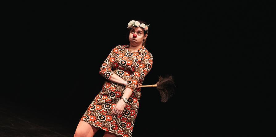 Stage de théâtre clownesque tous niveaux - La Rochelle - 24 novembre - Compagnie Le Roi De Sable