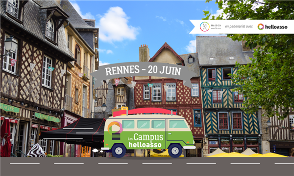 Campus HelloAsso de Rennes - Campus HelloAsso