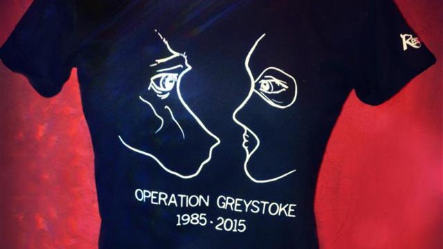 Tee Shirt Greystoke - édition limitée - Respectons