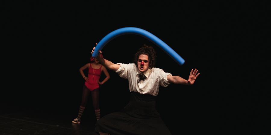 Stage de théâtre clownesque tous niveaux - Compagnie Le Roi De Sable