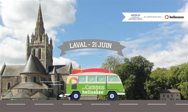 Campus HelloAsso de Laval - Campus HelloAsso