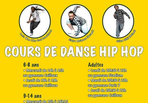 RENTREE 2016-2017 DES COURS D'ASCENDANSE HIP HOP - Ascendanse Hip Hop