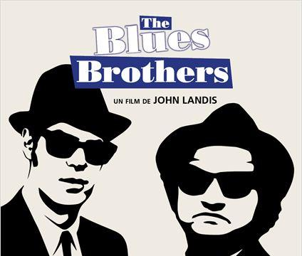 The Blues Brothers - Cin'Erasmus - International Student Lyon