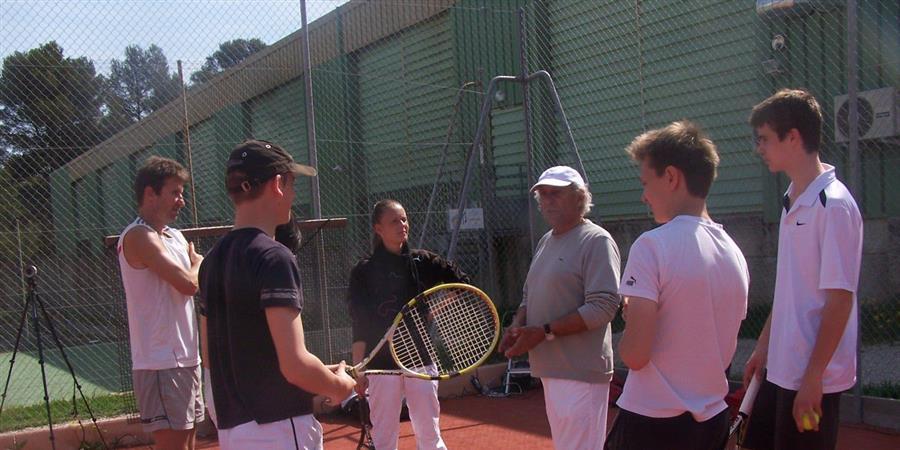 Stage sophro-tennis séniors et séniors + - Association des Teams d'Expression Tennistique