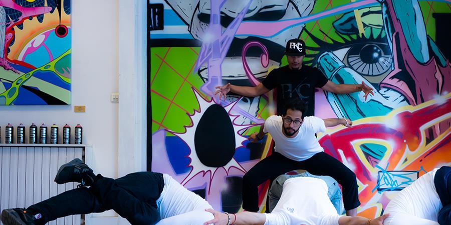 Atelier danse hip-hop avec le Pockemon Crew pour les 6-15 ans - Qui fait ça? Kiffer ça!