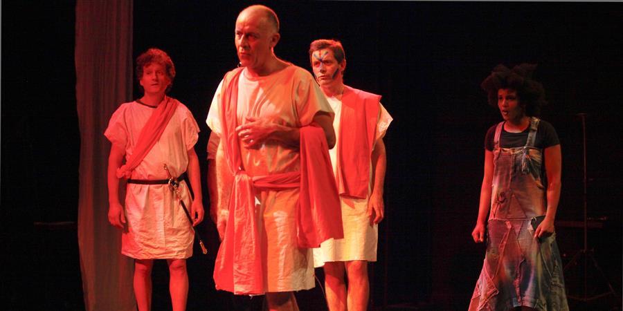 Les Affûtés - Théâtre Adultes  - Compagnie à l'affût