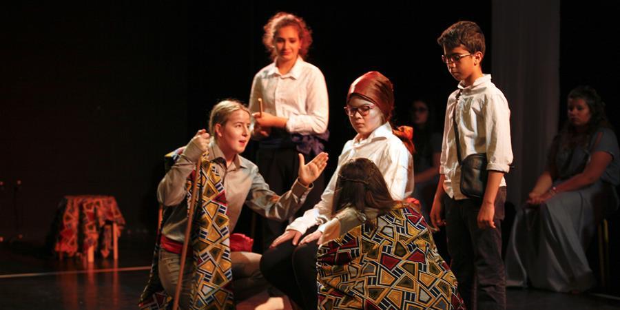 Les Jeunes Affûtés - Théâtre Ados - Compagnie à l'affût