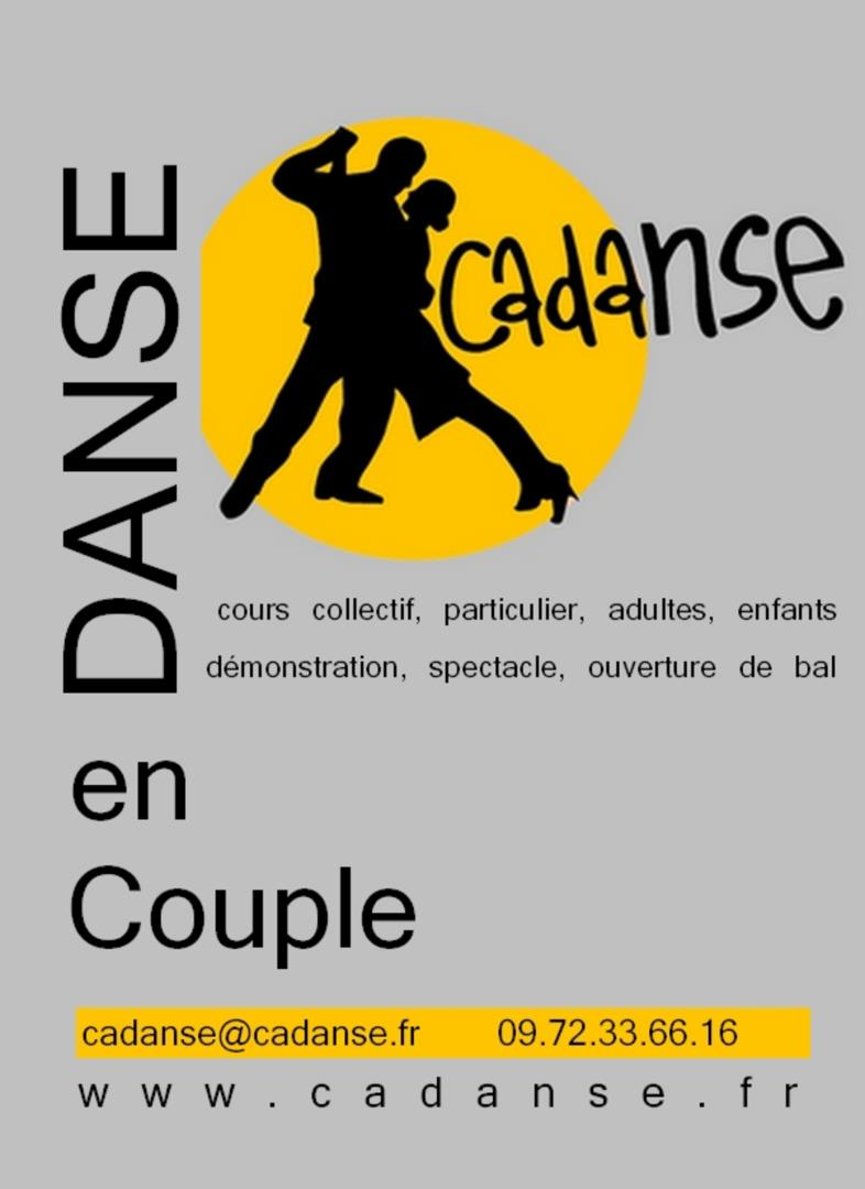 STAGE DE SALSA - Association Cadanse