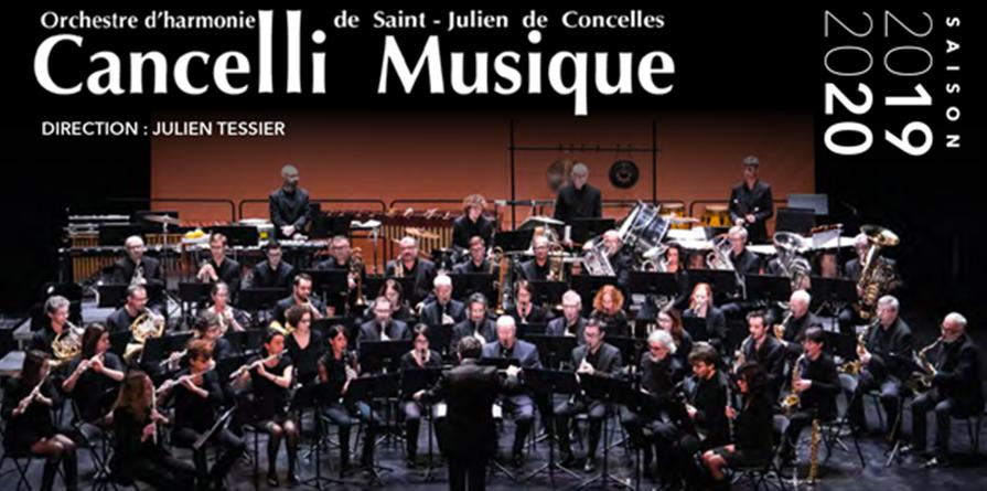 Abonnement Saison 2019 - 2020 - Cancelli Musique