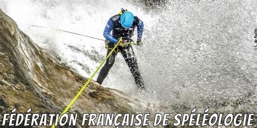 Rassemblement Canyon National FFS 2019 - Comité Spéléologique Régional de Nouvelle-Aquitaine